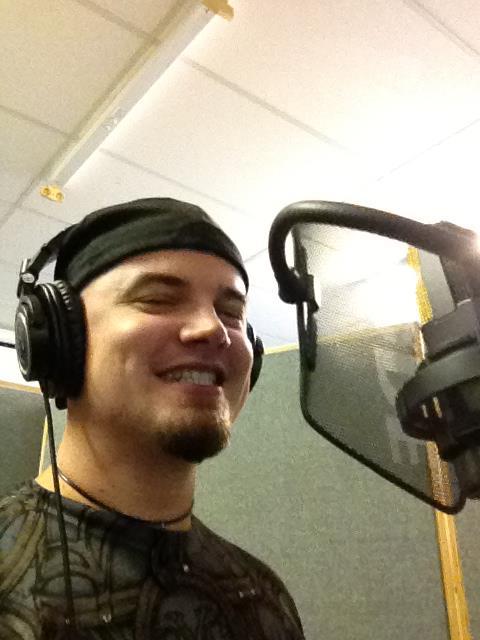 Pyromesh 2012: Vocal tracking